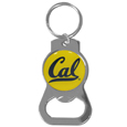 Cal Berkeley Bears Bottle Opener Key Chain - Hate searching for a bottle opener, get our Cal Berkeley Bears bottle opener key chain and never have to search again! The high polish key chain features a bright team emblem.