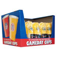 Game Day Cup Stackable Cup Display Holds 20 Sleeves