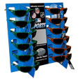 12pc Card Sunglass Display Display