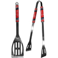 Boston Red Sox 2 pc Steel BBQ Tool Set