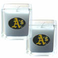 Oakland Athletics Scented Candle Set