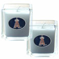 Los Angeles Angels of Anaheim Scented Candle Set