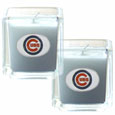 Chicago Cubs Scented Candle Set