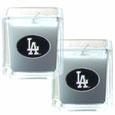 Los Angeles Dodgers Scented Candle Set