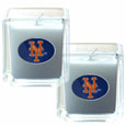 New York Mets Scented Candle Set