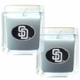 San Diego Padres Scented Candle Set