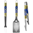 Milwaukee Brewers 3 pc Tailgater BBQ Set