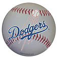 Los Angeles Dodgers Small Magnet