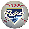 San Diego Padres Small Magnet