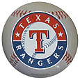 Texas Rangers Small Magnet