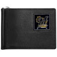 Milwaukee Brewers Leather Bill Clip Wallet