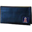 Los Angeles Angels of Anaheim Deluxe Leather Checkbook Cover