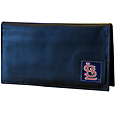 St. Louis Cardinals Deluxe Leather Checkbook Cover