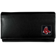 Boston Red Sox Leather Women's Wallet