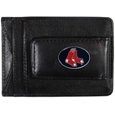 Boston Red Sox Leather Cash & Cardholder