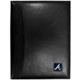 Atlanta Braves Leather Portfolio