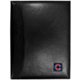 Chicago Cubs Leather Portfolio