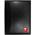 Philadelphia Phillies Leather Portfolio