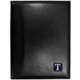 Texas Rangers Leather Portfolio