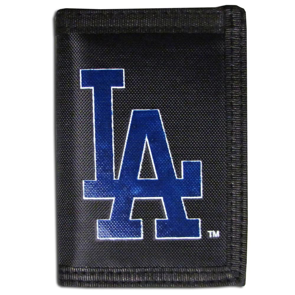 Siskiyou Los Angeles Dodgers Velcro Tri-fold Wallet