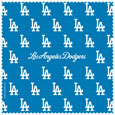 Los Angeles Dodgers Microfiber Cleaning Cloth
