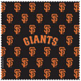 San Francisco Giants Microfiber Cleaning Cloth
