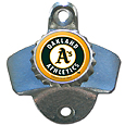 Oakland Athletics Wall Mounted Bottle Opener