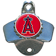 Los Angeles Angels of Anaheim Wall Mounted Bottle Opener