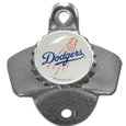 Los Angeles Dodgers Wall Mounted Bottle Opener