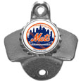 New York Mets Wall Mounted Bottle Opener
