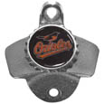 Baltimore Orioles Wall Mounted Bottle Opener