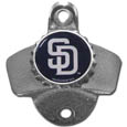 San Diego Padres Wall Mounted Bottle Opener