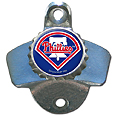 Philadelphia Phillies Wall Mounted Bottle Opener