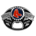Boston Red Sox Tailgater Belt Buckle
