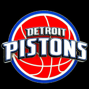 "Large Logo NBA Trailer Hitch Cover - Detroit Pistons - Show off your Detroit Pistons team pride with this Detroit Pistons logo NBA hitch cover.  The oversized logo is carved in detail and enameled in team colors.  Easy to install and fits Class II and Class III Hitches (plugs included).  Approximately 4 1/2"" x 5 1/2""."