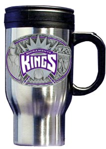 NBA Sacramento Kings Travel Mug