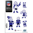 Baltimore Ravens Family Decal Set Small