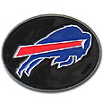 Buffalo Bills Logo Belt Buckle