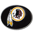 Washington Redskins Logo Belt Buckle