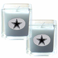 Dallas Cowboys Scented Candle Set