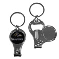 Baltimore Ravens Nail Care/Bottle Opener Key Chain