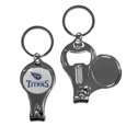 Tennessee Titans Nail Care/Bottle Opener Key Chain