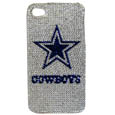 Dallas Cowboys Crystal Snap on Case fits iPhone 4/4S