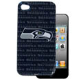 Seattle Seahawks Graphics Snap on Case fits iPhone 4/4S