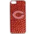 Chicago Bears iPhone 5/5S Dazzle Snap on Case