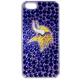 Minnesota Vikings iPhone 5/5S Dazzle Snap on Case