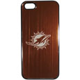 Miami Dolphins Etched iPhone 5/5S Etched Case