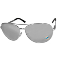 Miami Dolphins Aviator Sunglasses