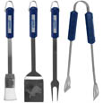 Detroit Lions 4 pc BBQ Set