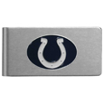 Indianapolis Colts Brushed Metal Money Clip